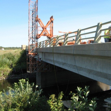 bridge rehabilitation and waterproofing